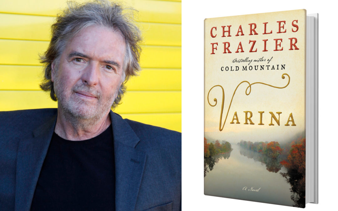 Charles Frazier Wins 2018 Thomas Wolfe Memorial Literary Award for Varina