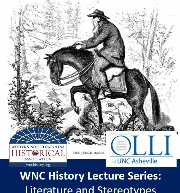 WNC History Lecture Series: Literature and Stereotypes