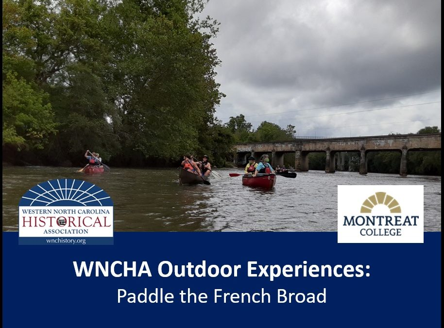 WNCHA Outdoor Experiences: Paddle the French Broad