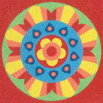 Crafty Historian: Mandala Sand Art @ Smith-McDowell House