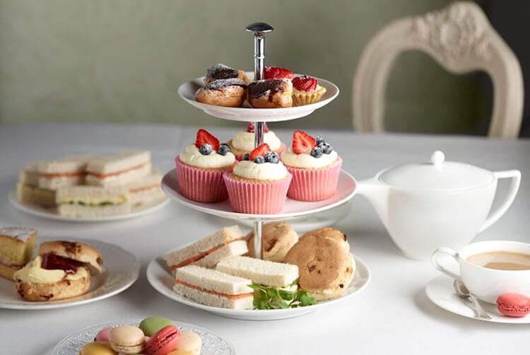 Afternoon Tea Party @ Smith-McDowell House