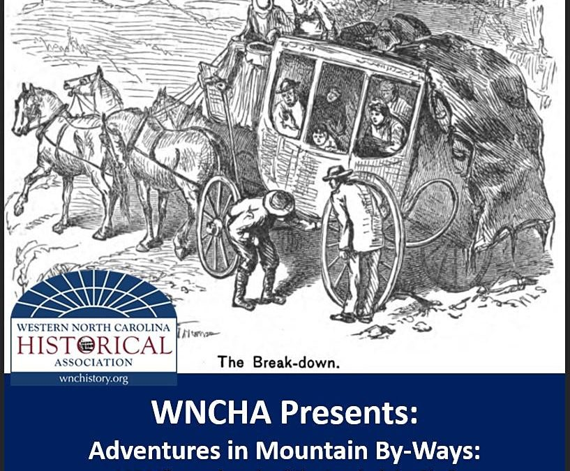 """WNCHA Presents: 1874 Illustrations for """"The Land of the Sky"""""""