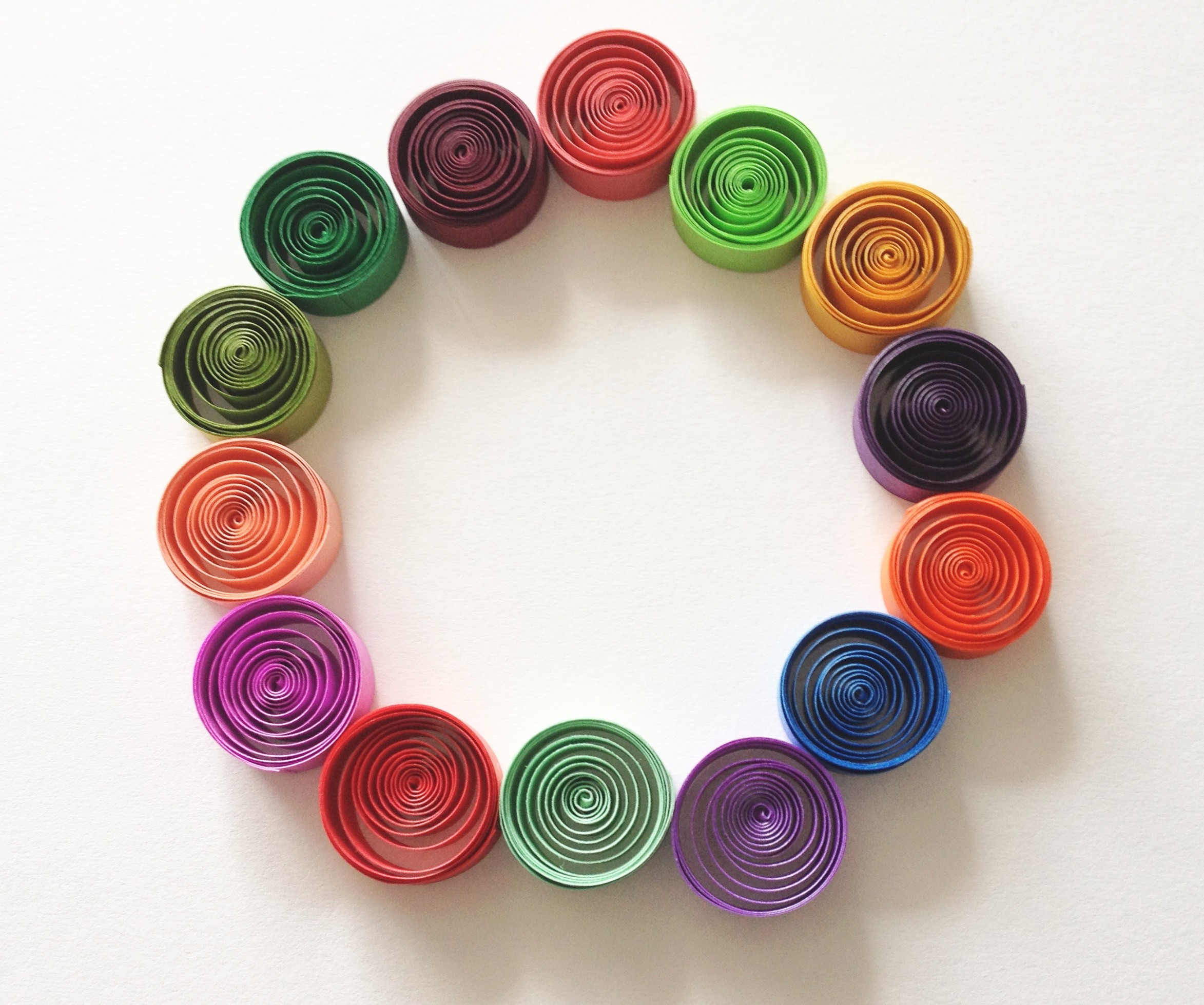 Crafty Historian: Paper Quilling @ Smith-McDowell House